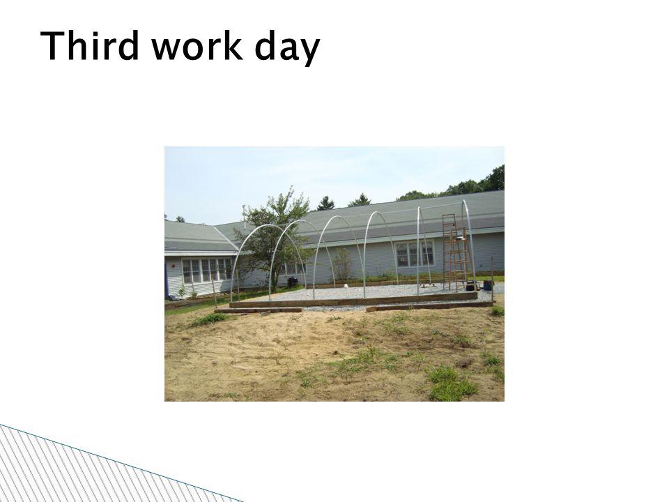 Third work day