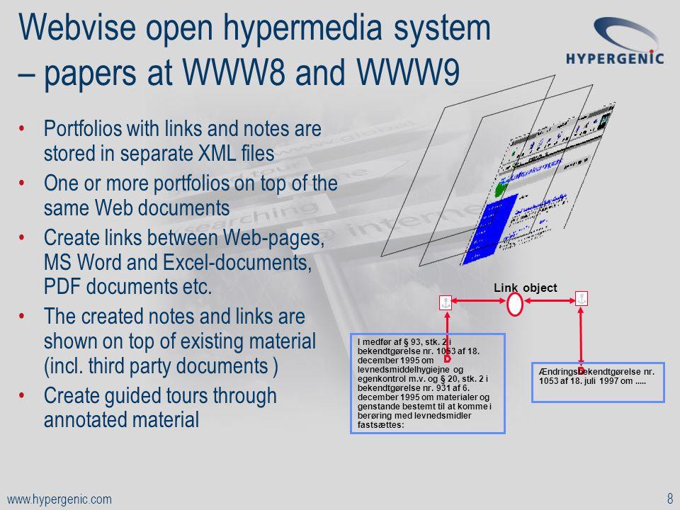 www.hypergenic.com8 Link object I medfør af § 93, stk.