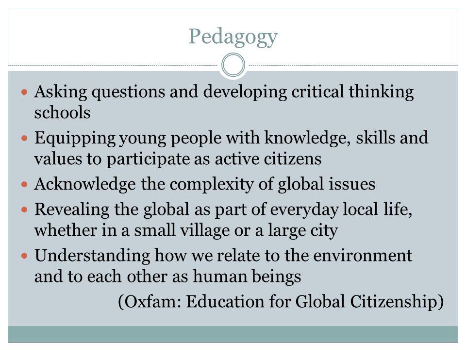 Critical Thinking - MERLOT Pedagogy Portal: Teaching