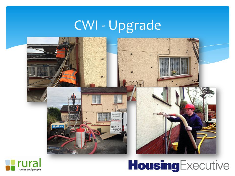 CWI - Upgrade
