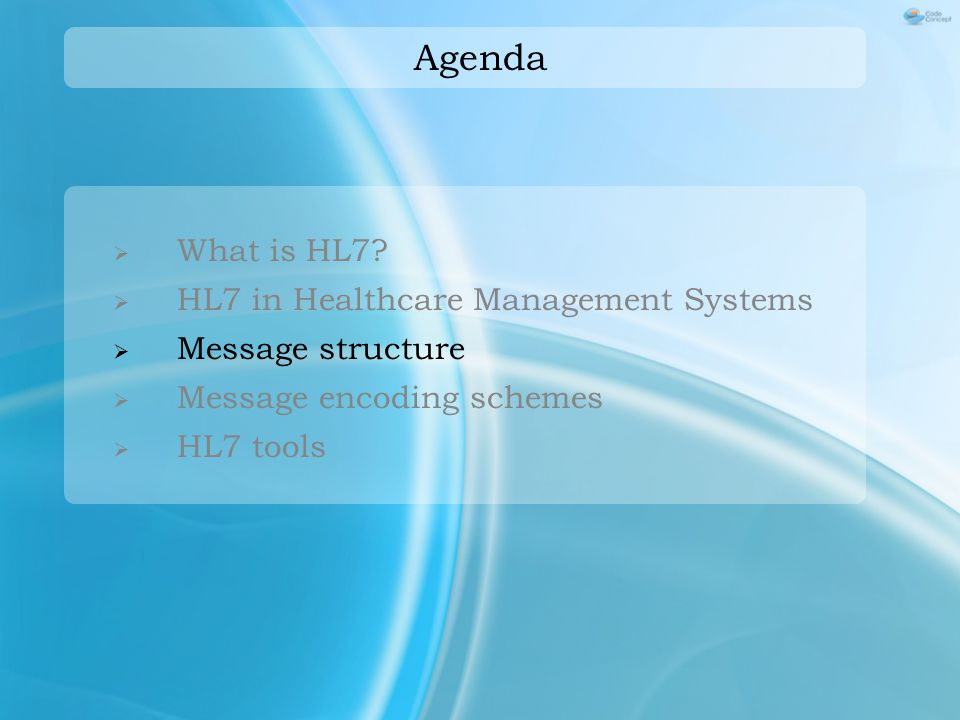 HL7 tools There are many HL7 tools assisting developers in the following areas: Parsing and converting messages.