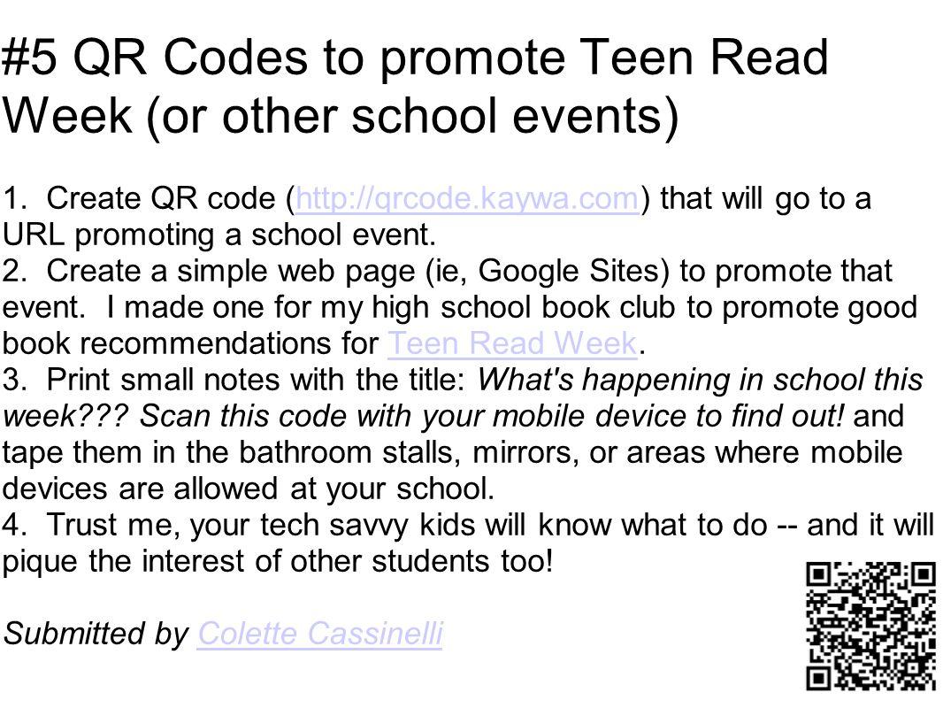 http://www.youtube.com/watch?v=ayW032sKtj8 slide by AllanahK- video link from Keri BeasleyAllanahKKeri Beasley #26 This video has a heap of ideas from McGuffey School District in Claysville, USA.