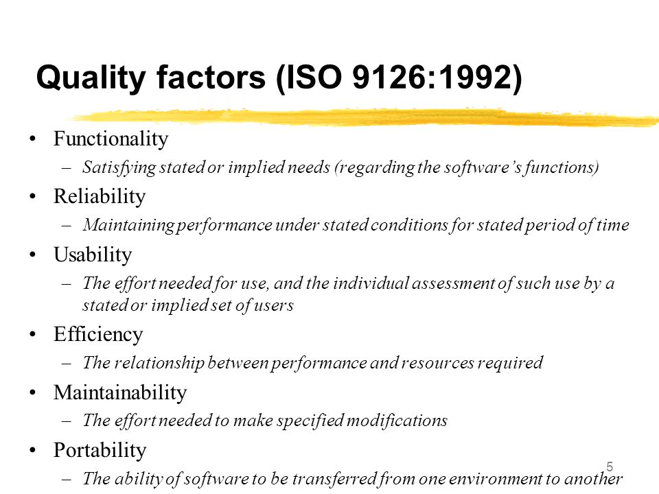 6 What is Quality Assurance.Quality Assurance is the overall management of quality.