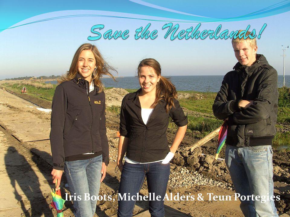 Iris Boots, Michelle Alders & Teun Portegies