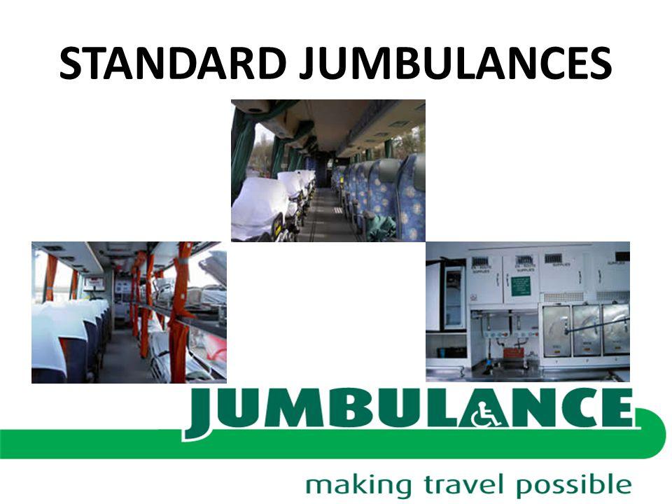 STANDARD JUMBULANCES
