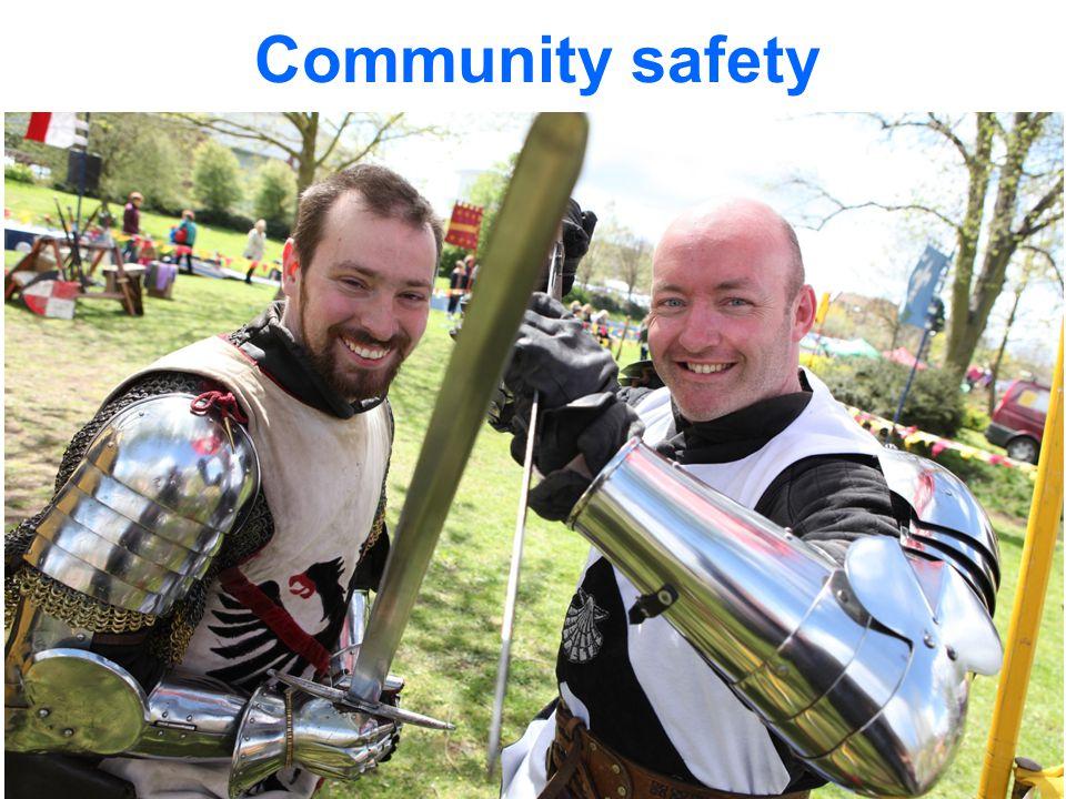 Community safety