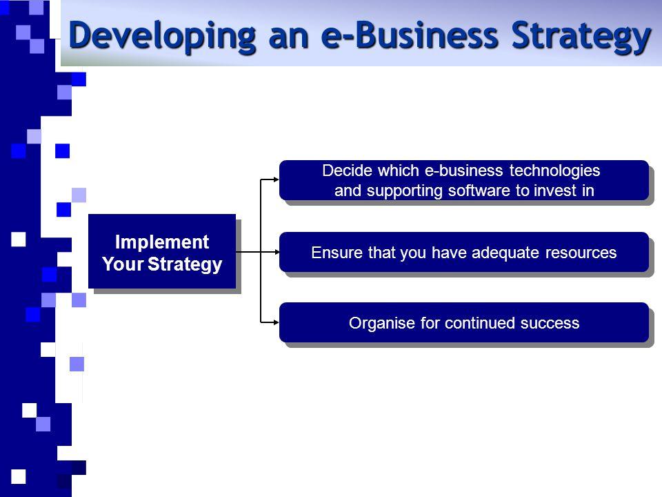 How to Begin e-Business How to Begin E-Business 1.