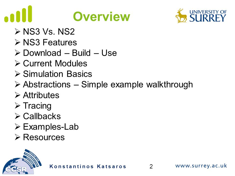 Lab 4: OLSR routing Level: Introductory Expected learning outcome: What are MANETs and how they work.