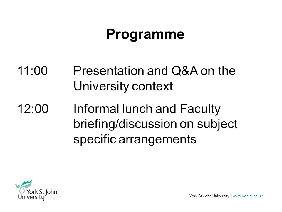 Other interactions We ask faculties to keep you fully informed of proposed curriculum developments and internal review Please ask if you would like to visit students on placements/meet or interview students Importance of externality regarding changes to programmes – may be asked to provide comments