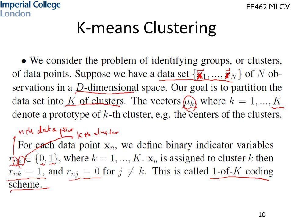 10 K-means Clustering
