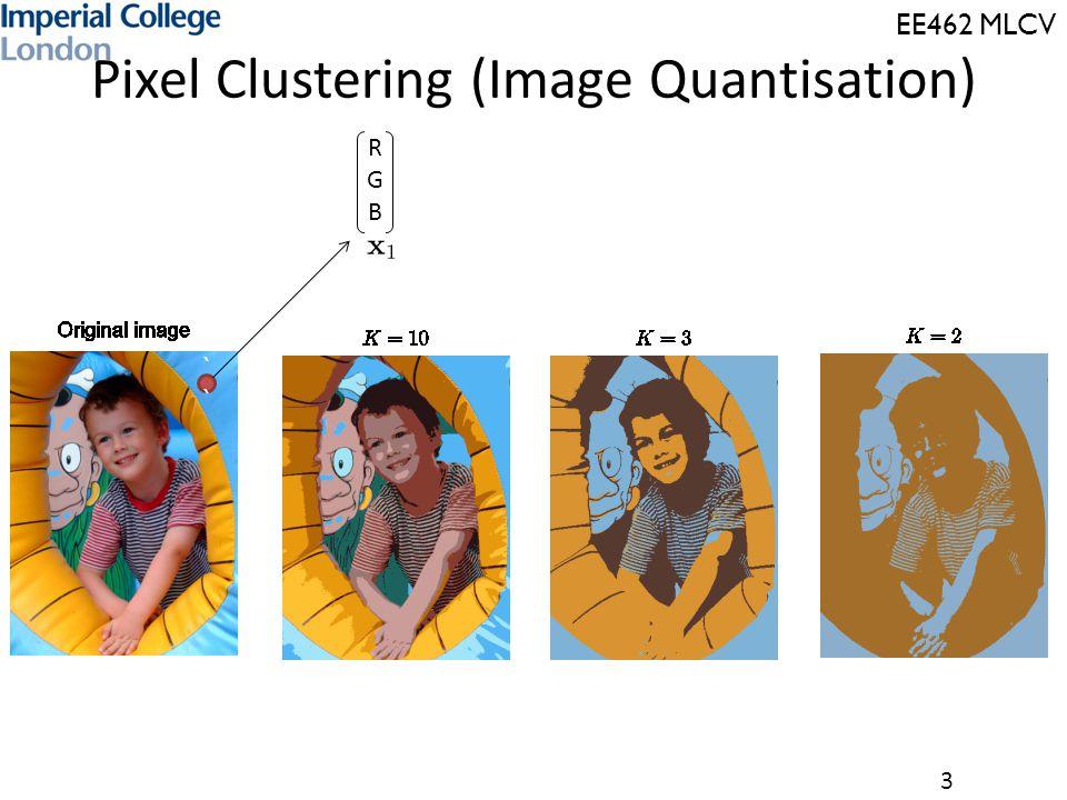 EE462 MLCV 3 ` RGBRGB Pixel Clustering (Image Quantisation)