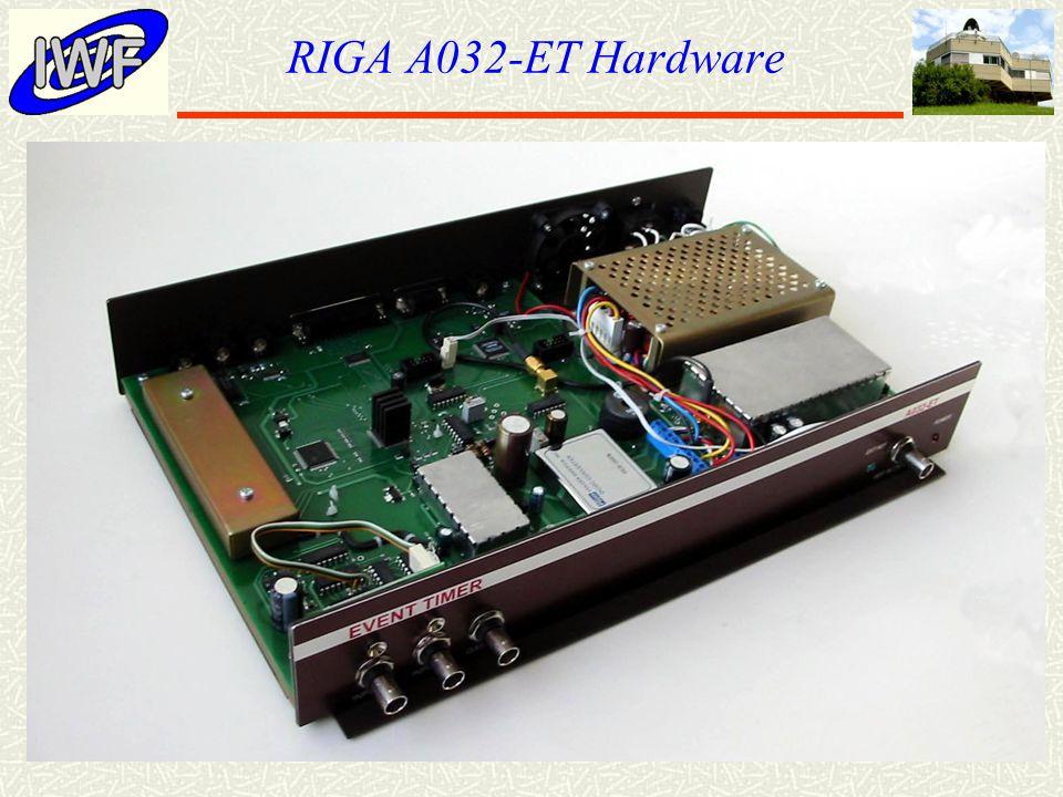RIGA A032-ET Hardware