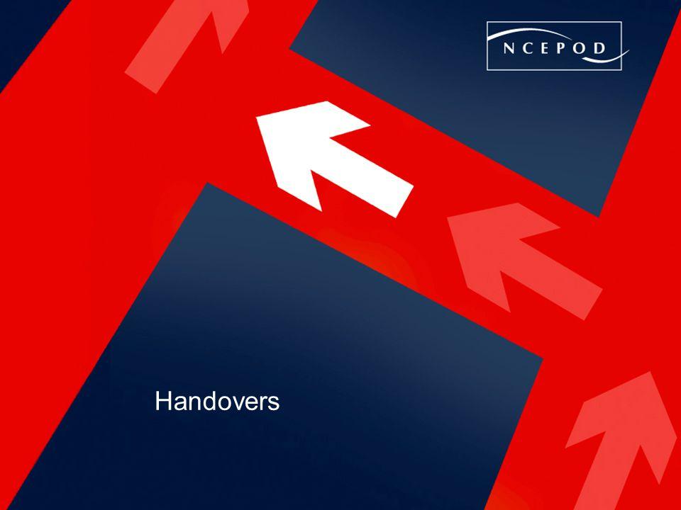 Handovers