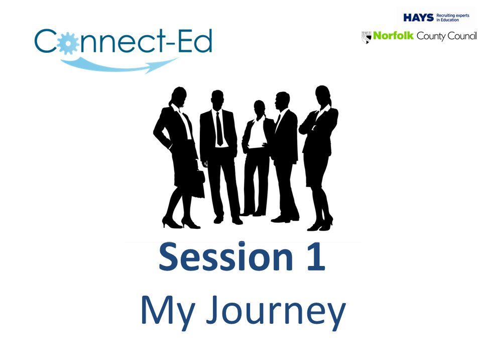 Session 1 My Journey