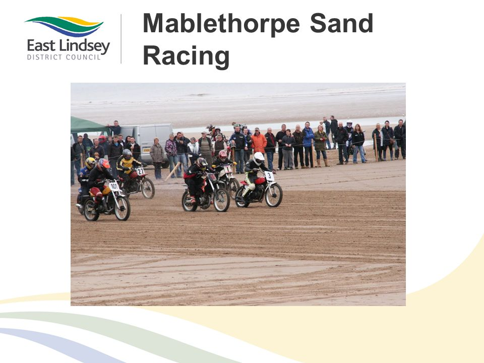 Mablethorpe Sand Racing