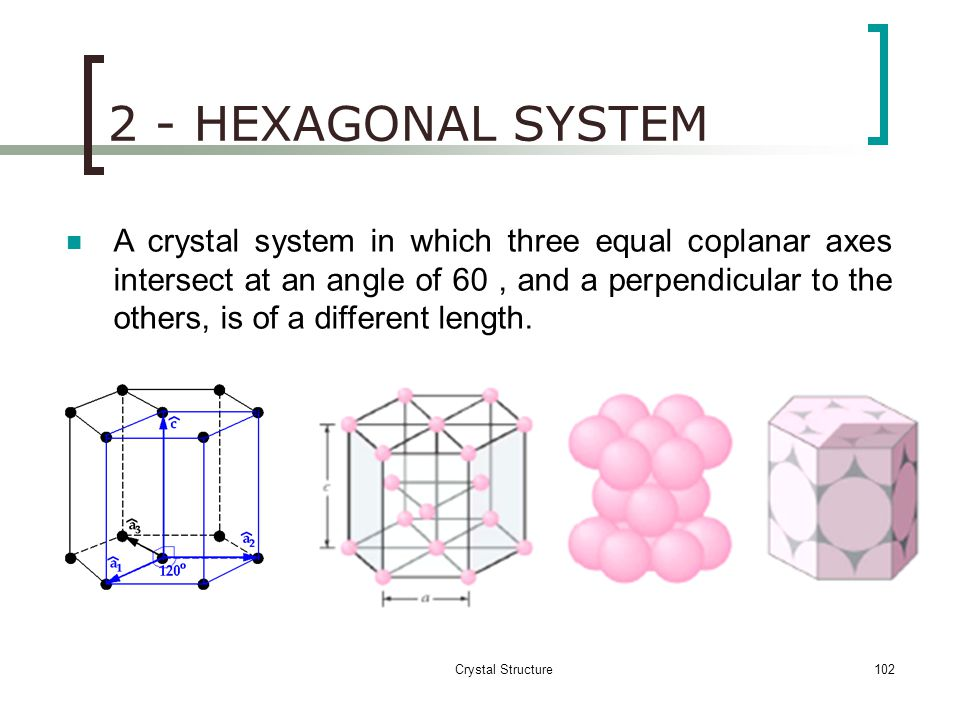 Crystal Structure101 Example; Atomic Packing Factor