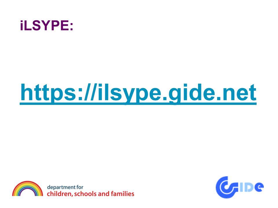 iLSYPE: https://ilsype.gide.net https://ilsype.gide.net