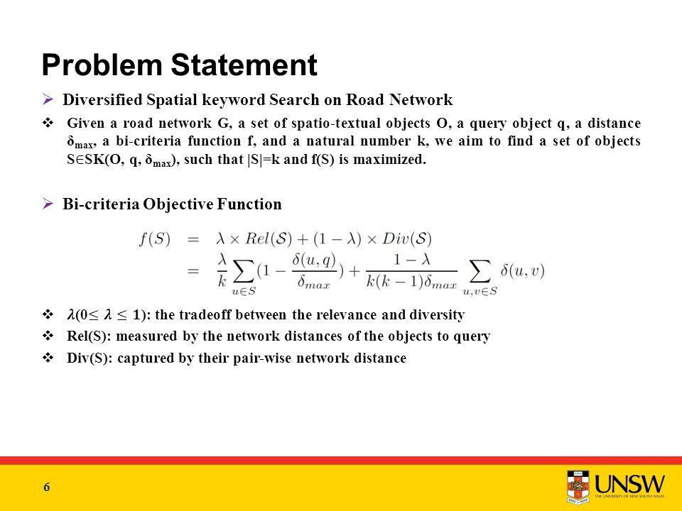7 Example S 1 = {O 1, O 2 } 0.29 S 2 = {O 1, O 8 } 0.475 S 3 = {O 2, O 8 } 0.465