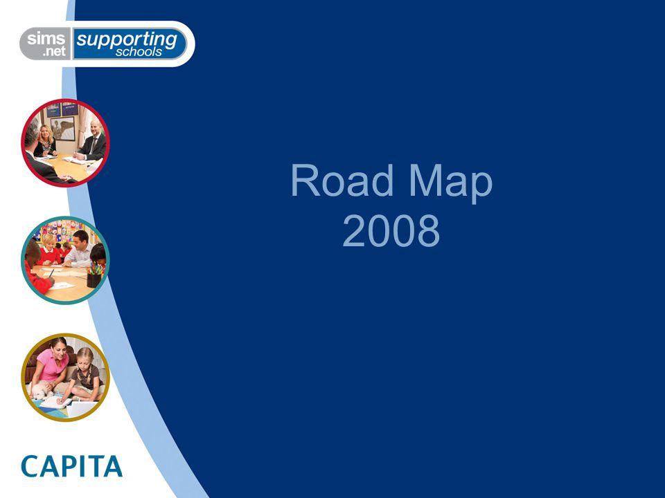 Road Map 2008