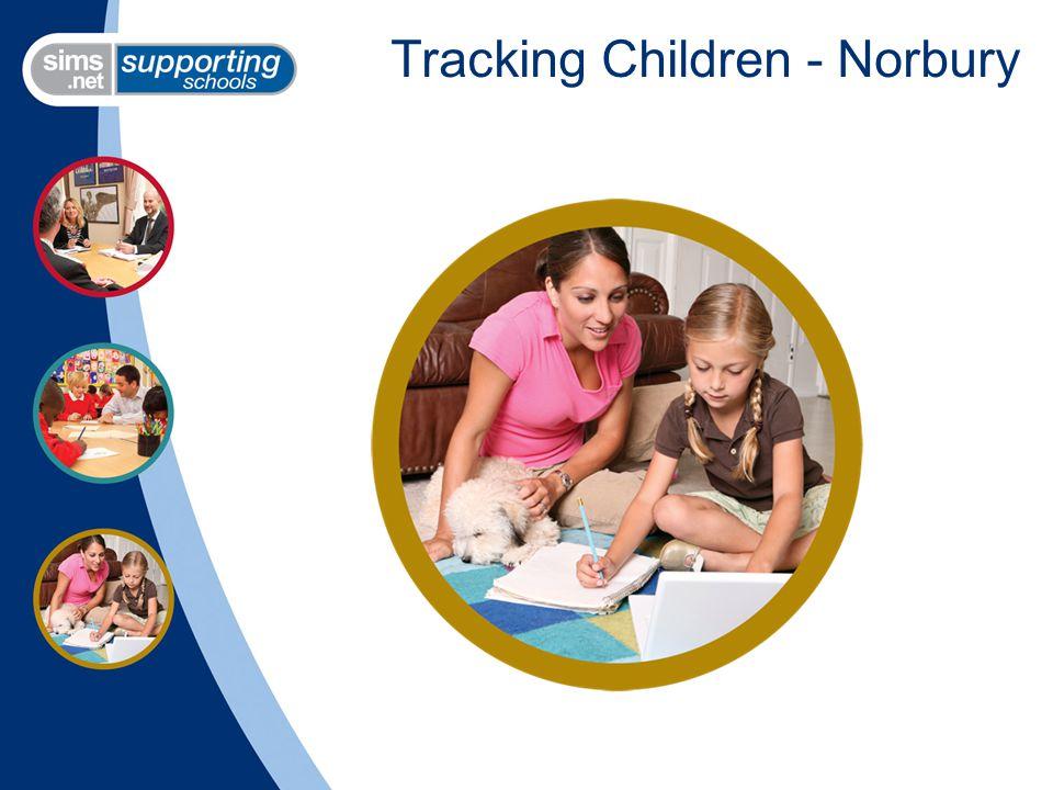Tracking Children - Norbury