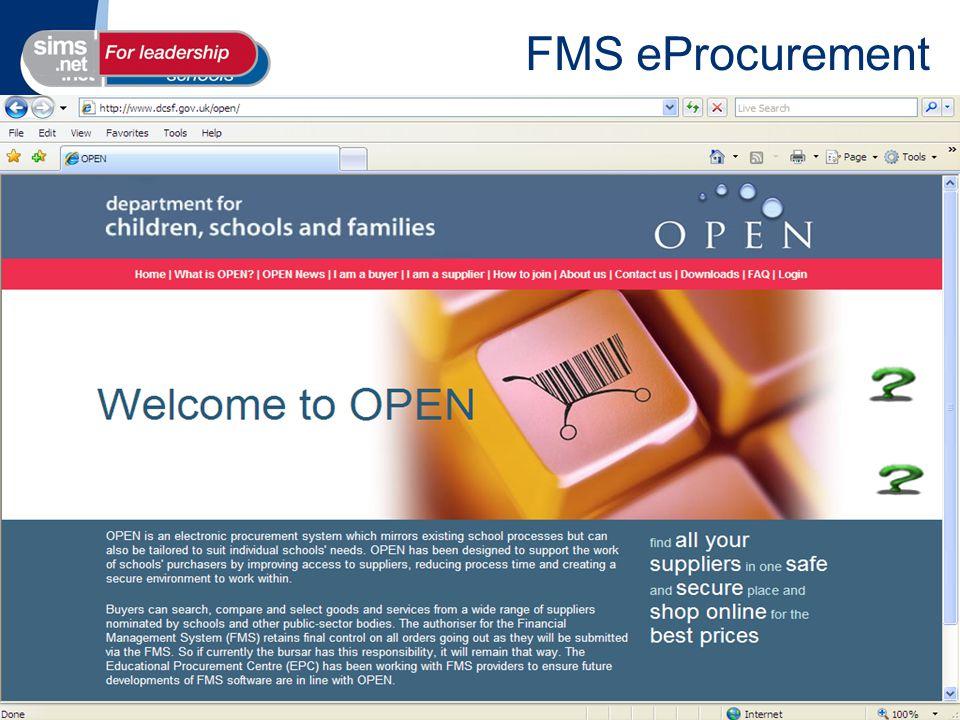 FMS eProcurement