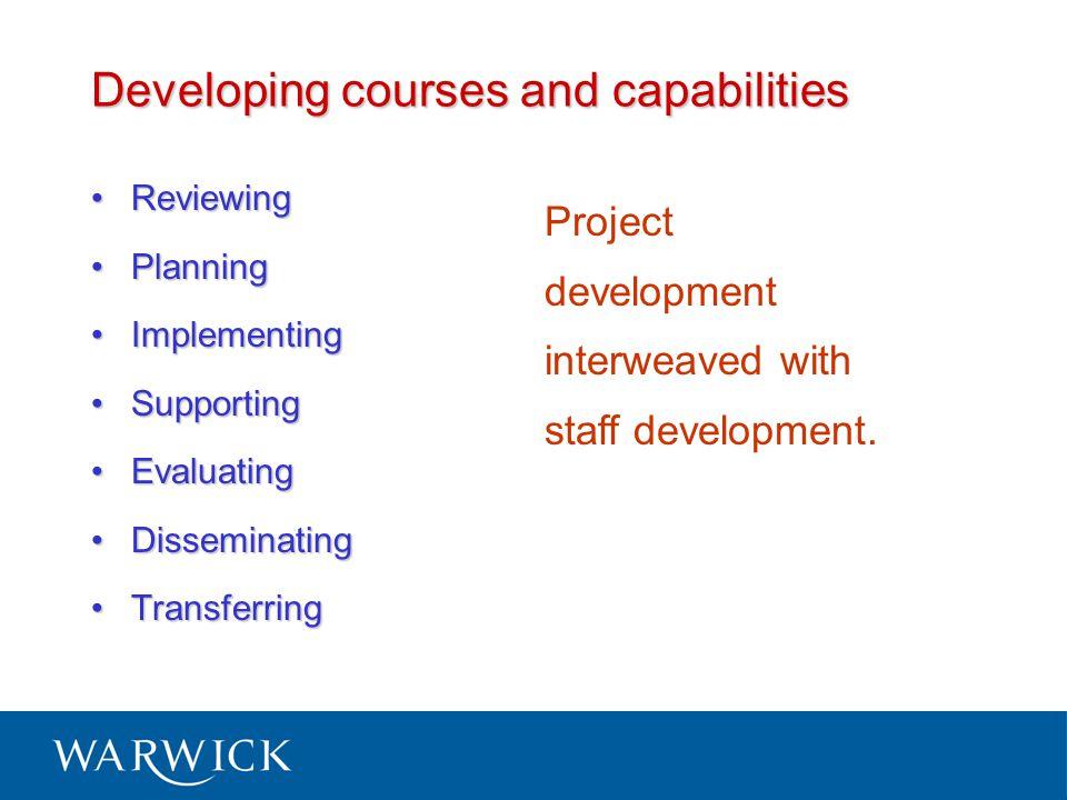 The ANNIE Project Description of activities
