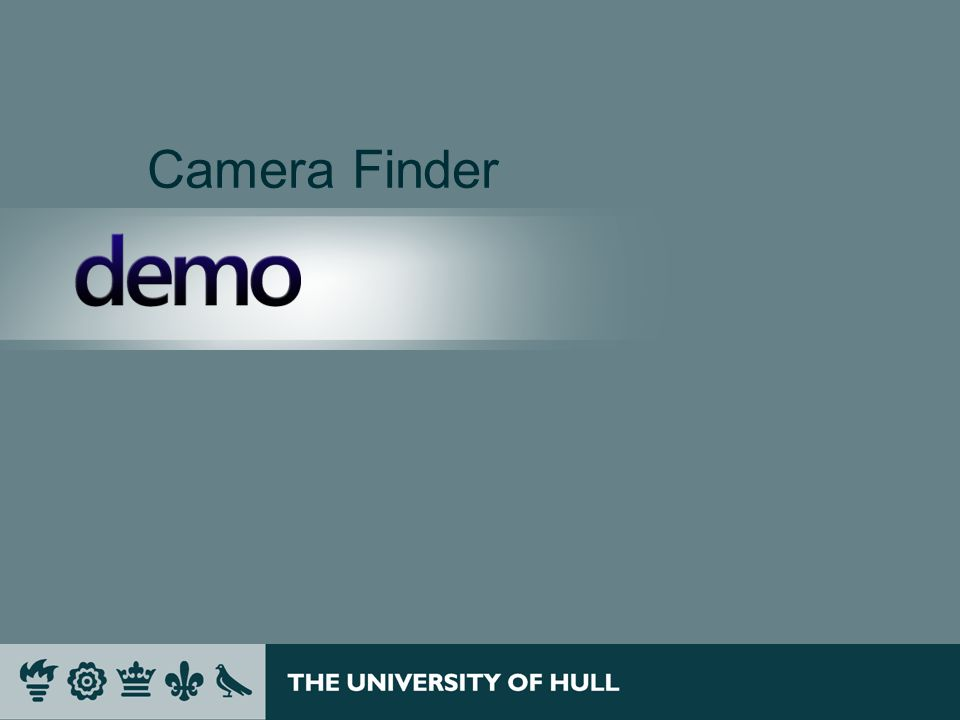 Camera Finder