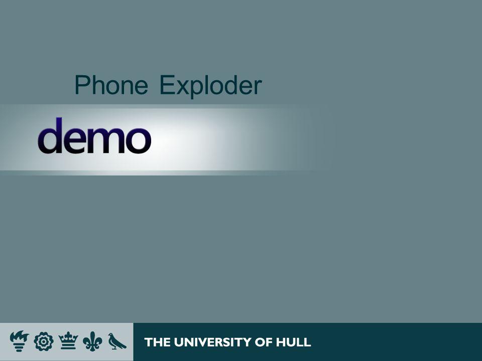 Phone Exploder