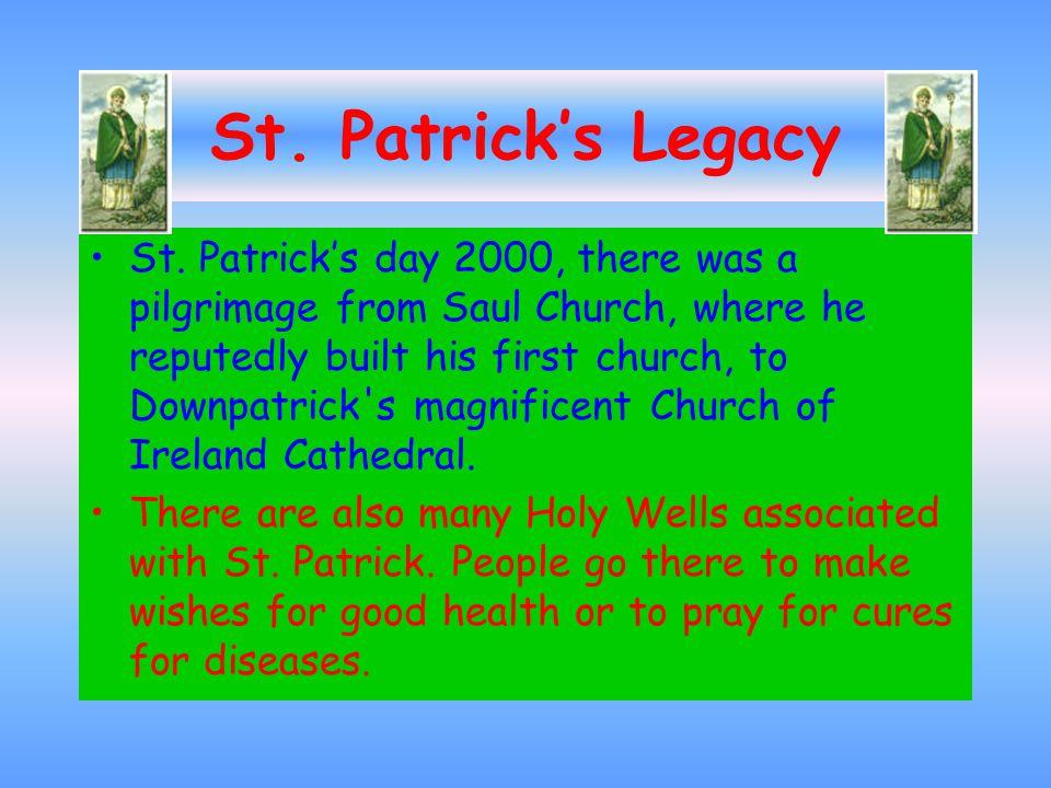 St.Patrick's Legacy St.