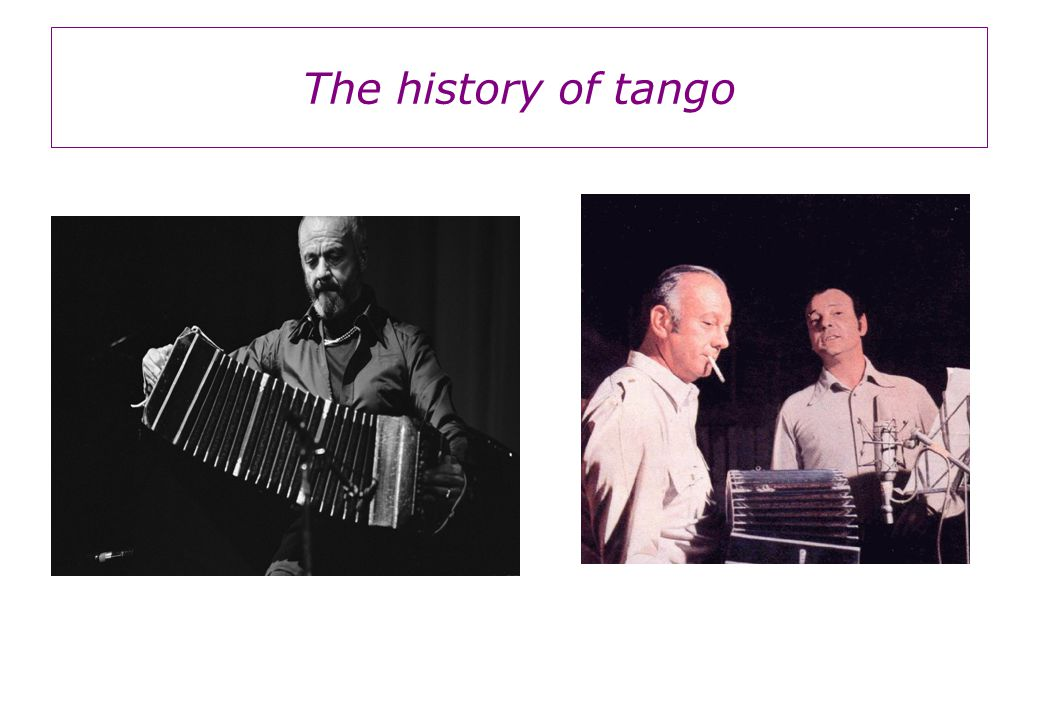 The recent trends can be described as electro tango or tango fusion , where the electronic influences are available in multiple ranges: from very subtle to rather dominant.