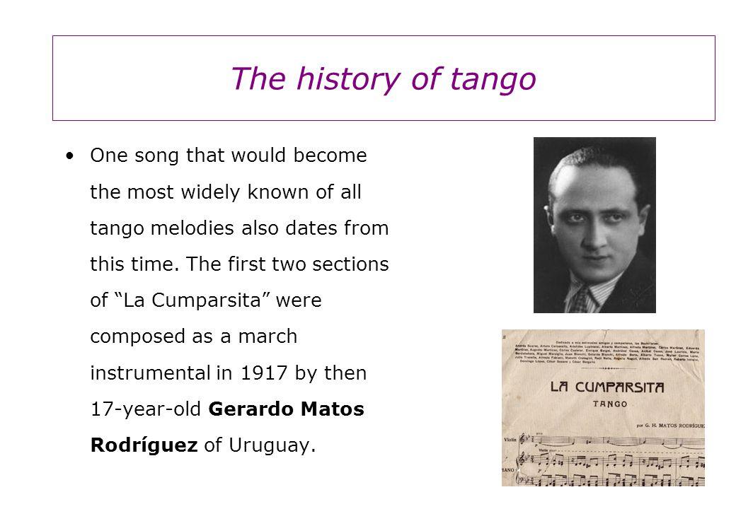 1920s and 1930s, Carlos Gardel, perpetual symbol of the tango.