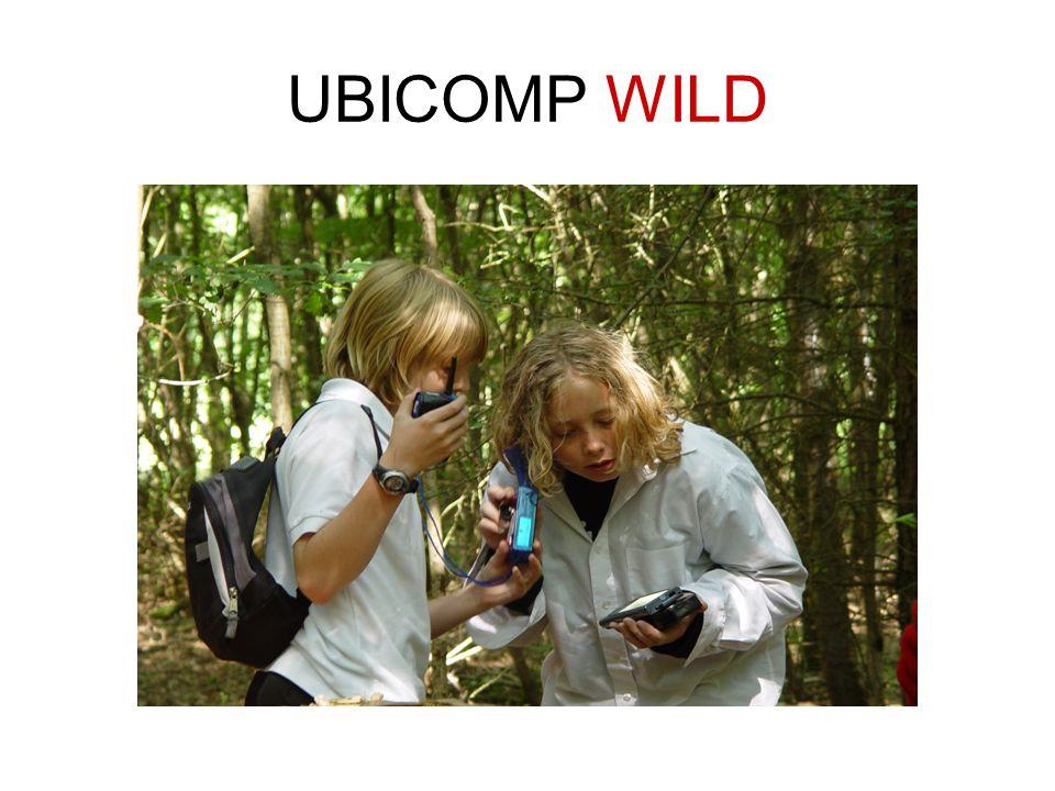 UBICOMP WILD