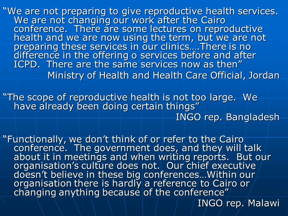 SRHR = a hot button issue public health systems public health systems adolescent's rights adolescent's rights gendered responsibilities and rights gendered responsibilities and rights sex education sex education family planning family planning gender-based violence gender-based violence ……amongst other things