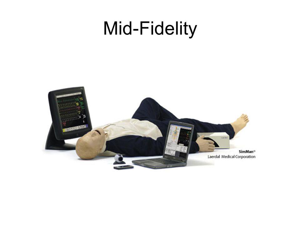 Mid-Fidelity