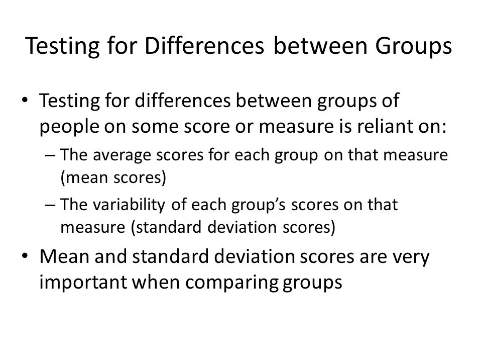 ANOVA Example: 1.Family Cohesion The ANOVA table gives the results of the F-test.