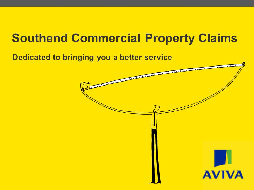 Southend Commercial Property Claims Dedicated to bringing you a better service