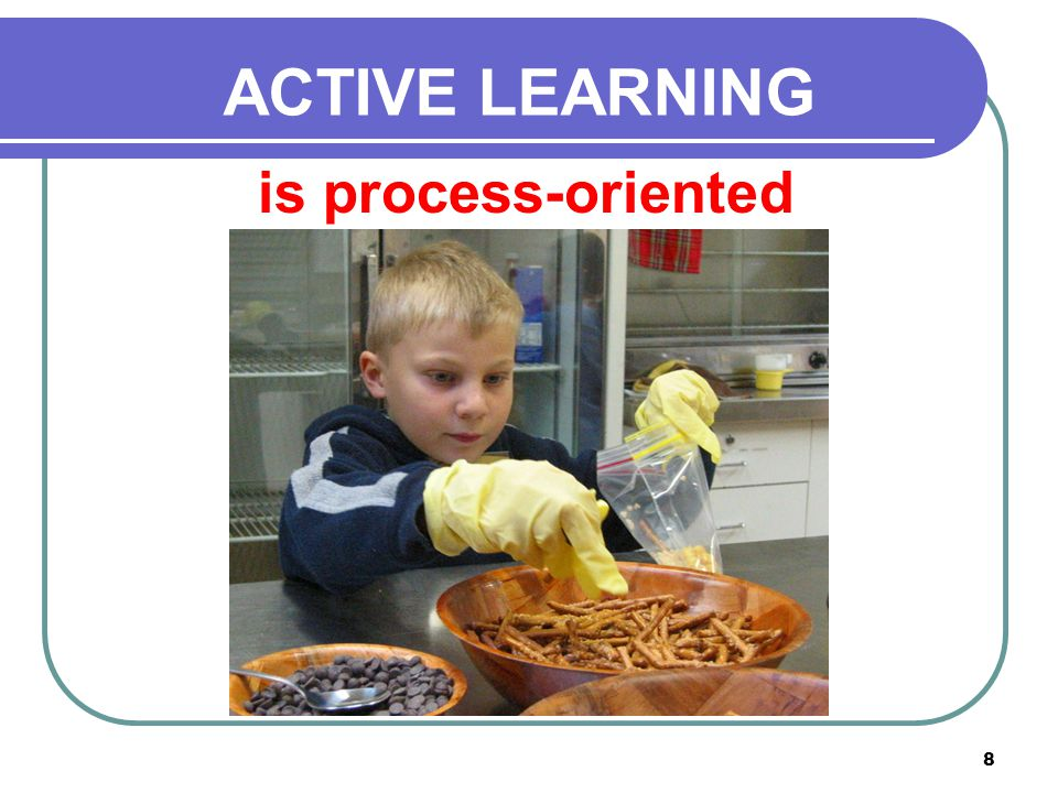 9 ACTIVE LEARNING is relational