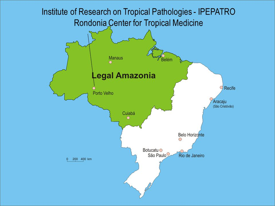 Institute of Research on Tropical Pathologies - IPEPATRO Rondonia Center for Tropical Medicine