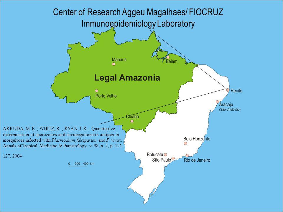 Center of Research Aggeu Magalhaes/ FIOCRUZ Immunoepidemiology Laboratory ARRUDA, M.