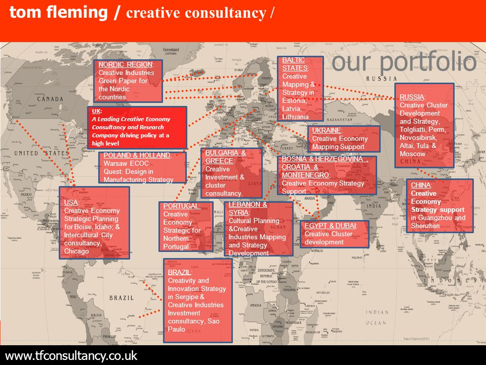 tom fleming / creative consultancy / Workshops in soft and hard skills