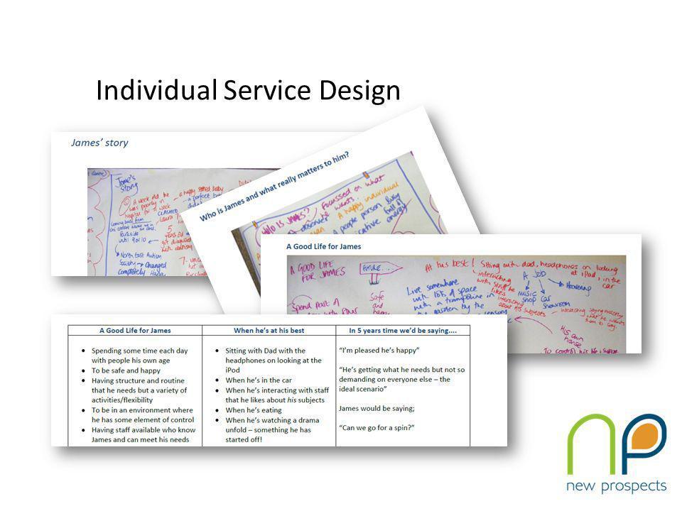 Individual Service Design
