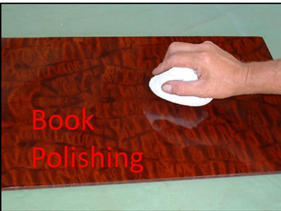 Book Polishing