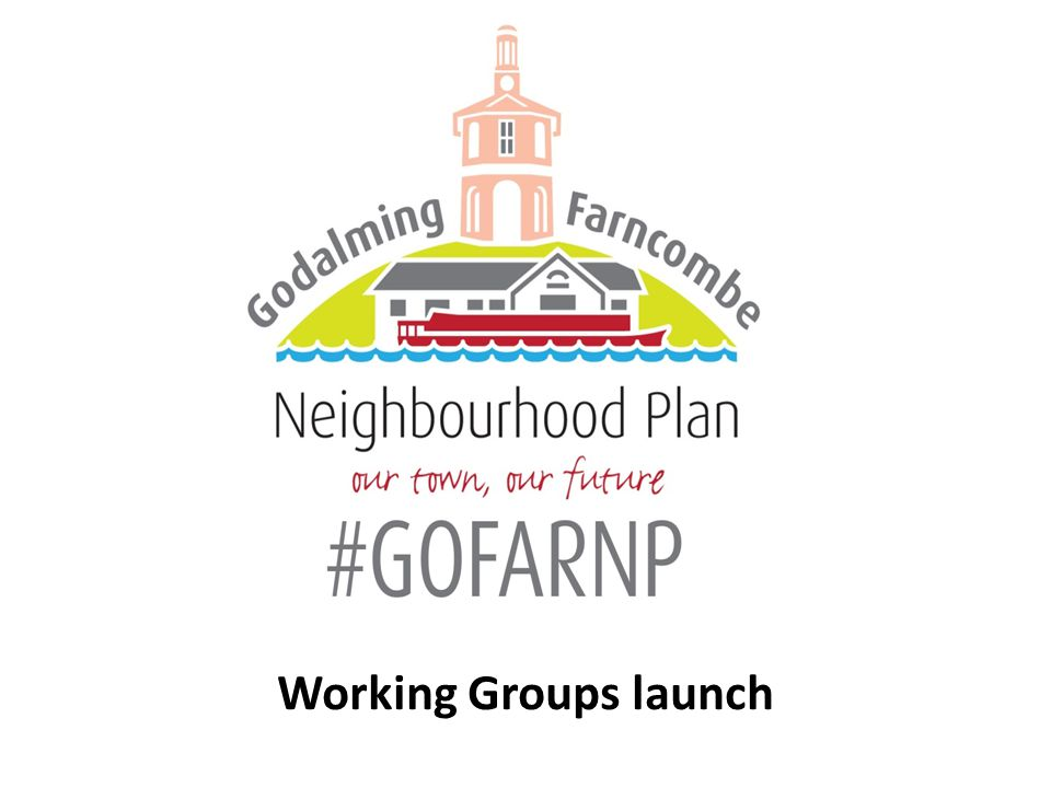 Working Groups launch