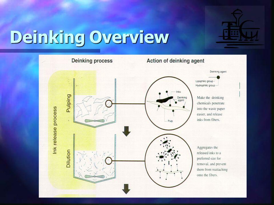 Deinking Overview