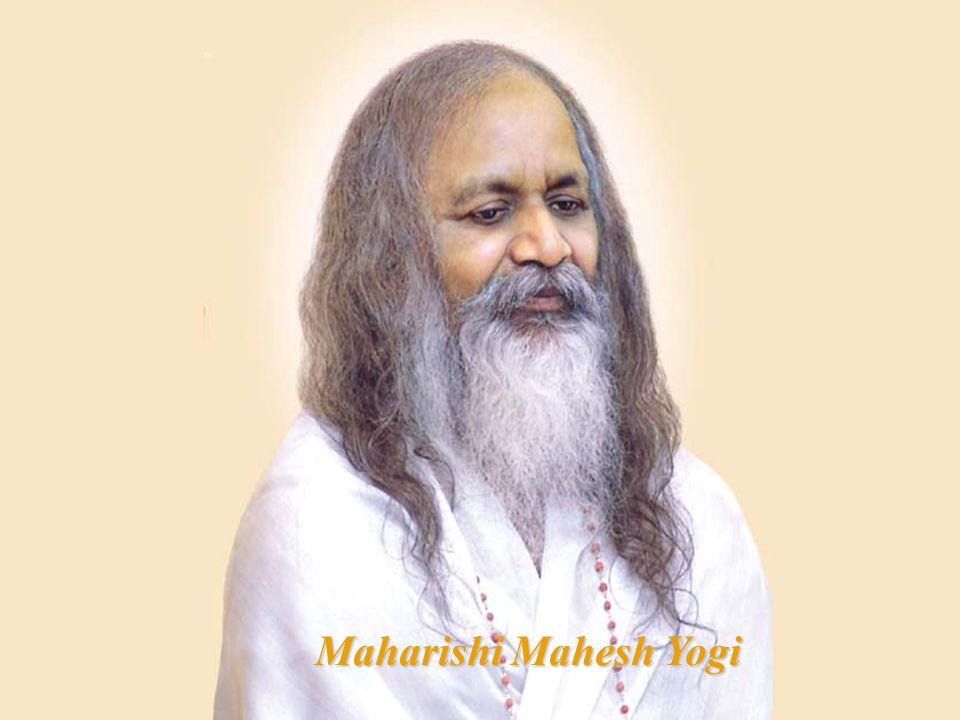 Maharishi Mahesh Yogi Maharishi picture with MCPD