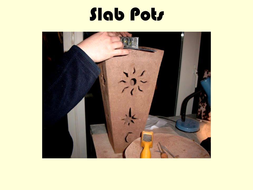 Slab Pots