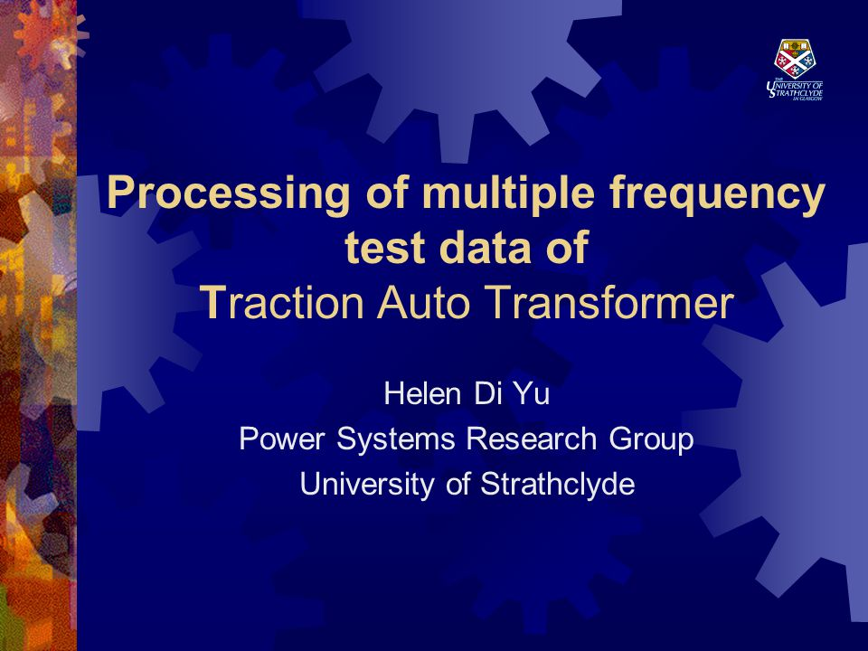 PSRG University of Strathclyde 200412 5.5 Practical Curve fitting method  Comprising: Local optimization Wide optimization Synthetic optimization