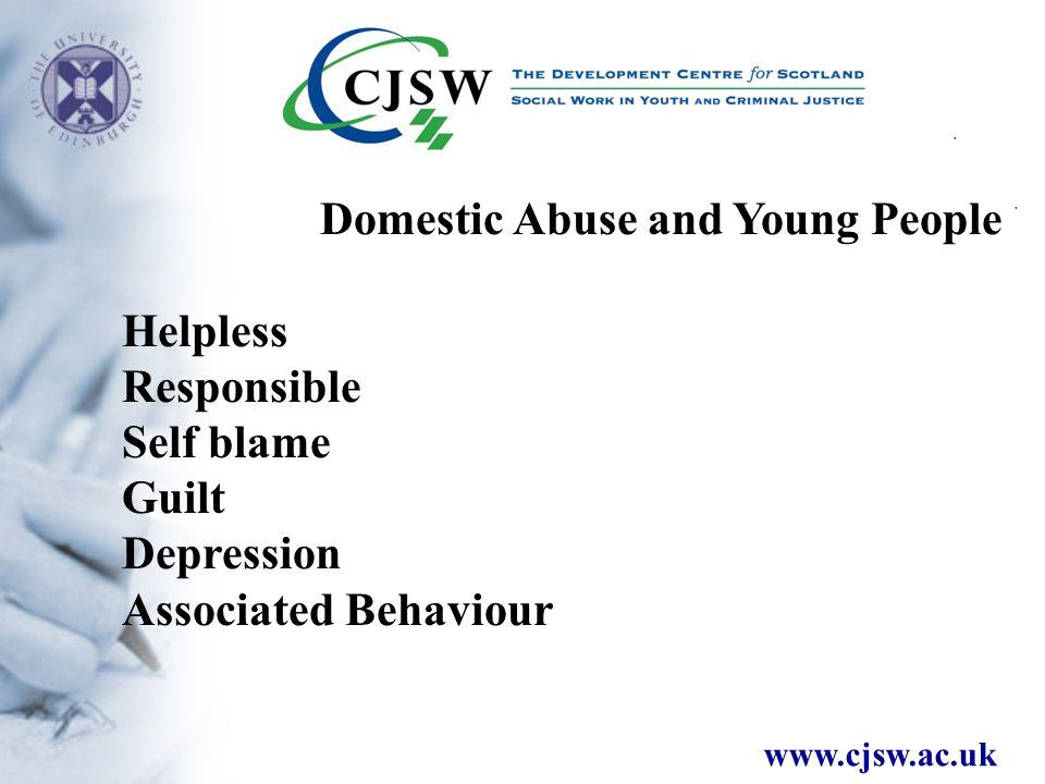www.cjsw.ac.uk..
