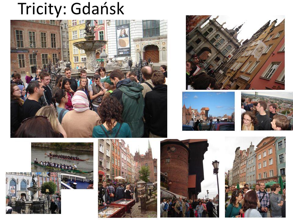 Tricity: Gdańsk