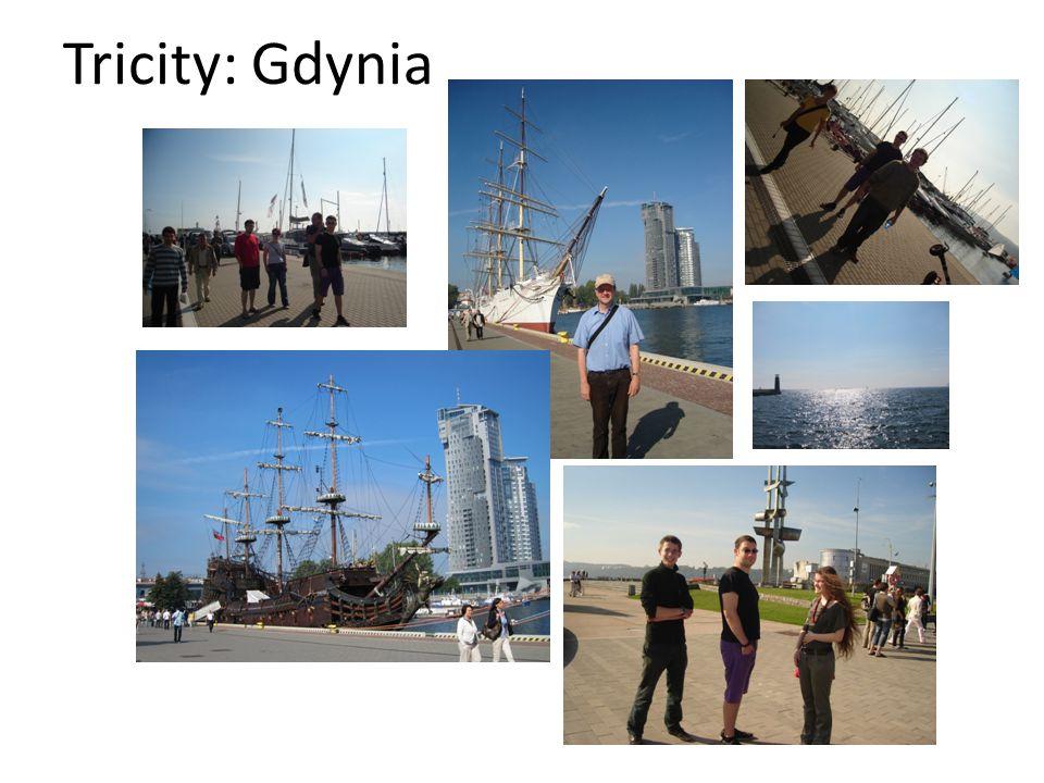 Tricity: Gdynia